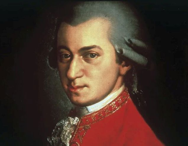 Wolfgang Amadeus Mozart Famous People with Asperger's