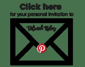 Tailwind Tribes Invitation, invite, join, Pinterest