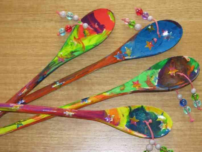 homemade musical instrument: den den drum | learning 4 kids