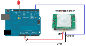 How to Build a Motion Sensor Light Circuit