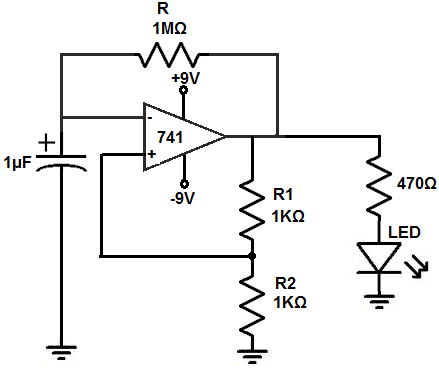 How To Build An Astable Multivibrator Circuit With An
