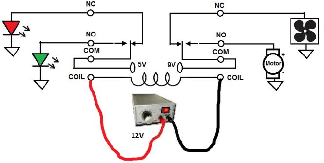 8 pin relay wiring diagram wiring diagram rear a c condenser fan relay wiring diagram pelican parts 8 pin