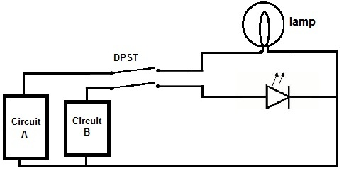 dual pole wiring diagram wiring diagram double pole wiring diagram annavernon double pole throw relay