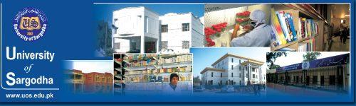University of Sargodha BA BSc Result 2012