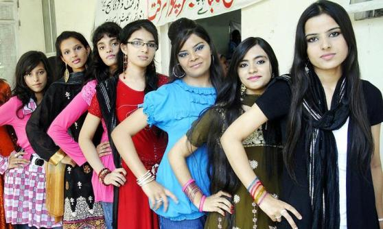 Govt Degree College for Women Gulshan Ravi Lahore Pics