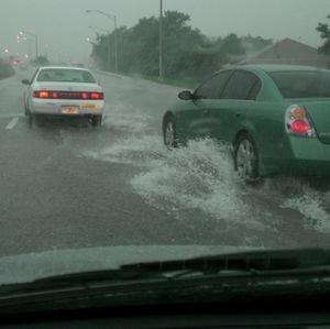 Play safe during the rainy season