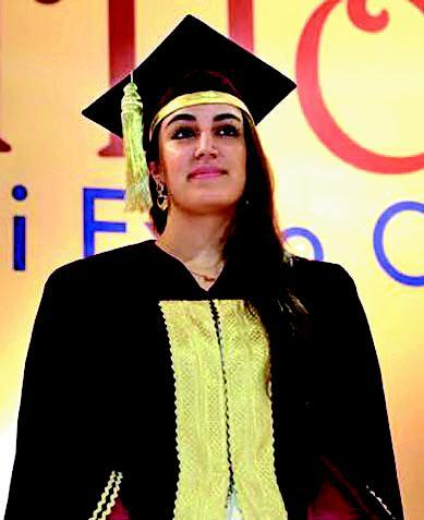 bakhtawar bhutto in SZABIST