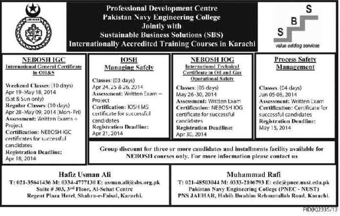 Navy-Engineering-Training-Courses