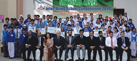 Allied Winner Group Photo