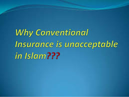 insurance in islam