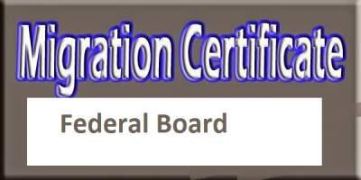Fbise NOC Certificate