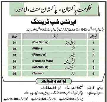 Mint-Lahore-Internship-Training-Program