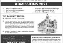 Indus-Valley-School-of-Art-&-Architecture-Admission
