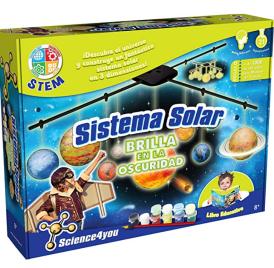 Sistema Solar | Brilla en la oscuridad