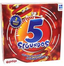 5 segundos   El juego donde el tiempo vuela