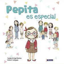 Pepita es especial   Emociones, valores y hábitos