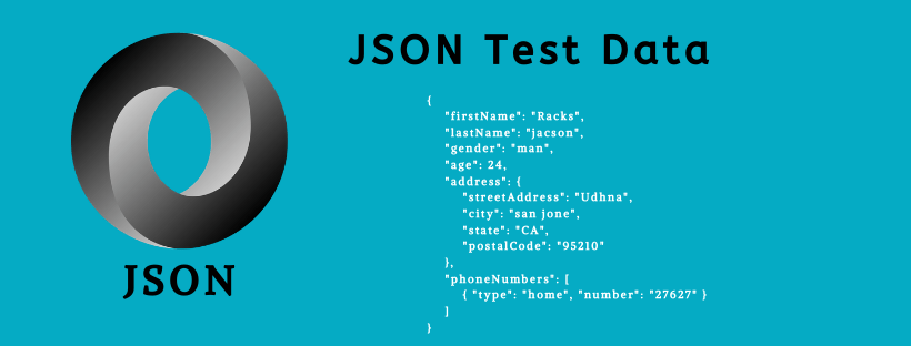 JSON Test Data