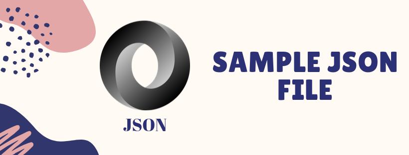 Sample json file