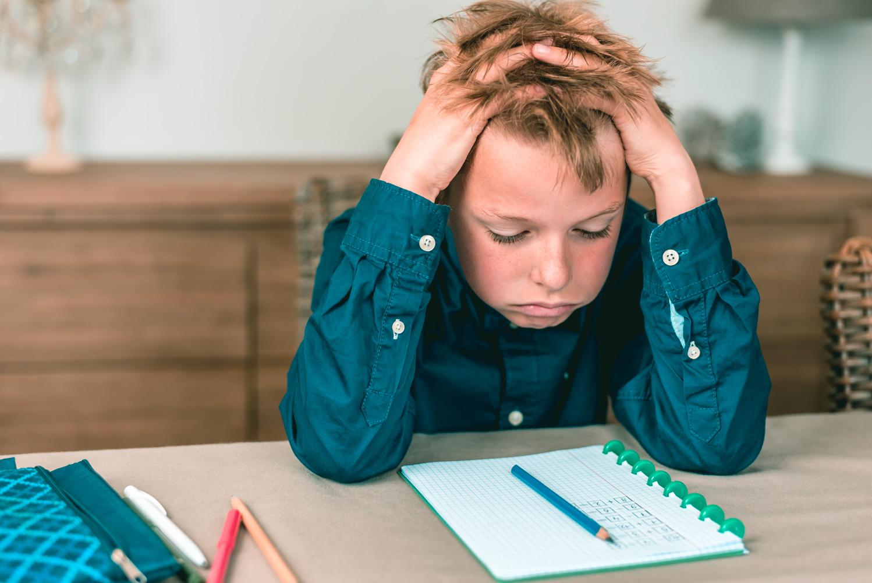 iep struggle homework