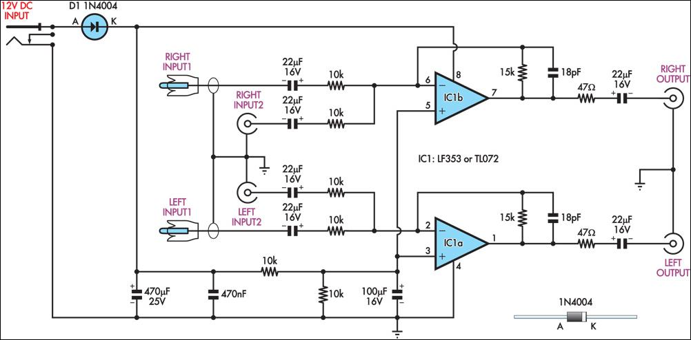 combining stereo line amplifier circuit diagram 2 dual xd7500 wiring diagram diagram wiring diagrams for diy car dual xdmr7700 wiring diagram at bayanpartner.co