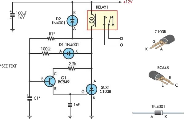 time delay circuit diagram with relay output 2?resize\\\=598%2C386 dayton solid state relay wiring diagram wiring diagrams Dayton Off Delay Relay at crackthecode.co