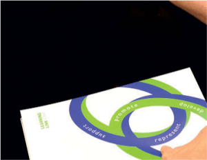 Learning Link Scotland Logo