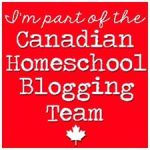 The Canadian Homeschool Blogging Team