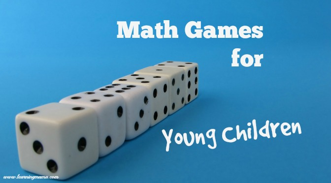 Math Games for Young Children