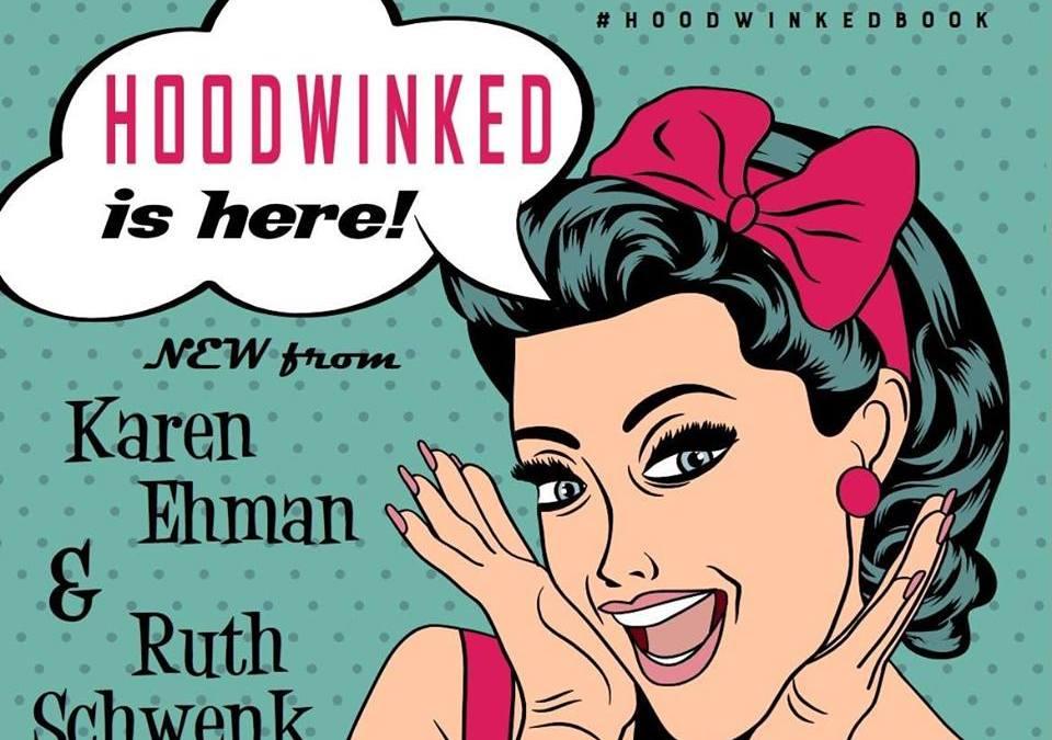 What Do You Believe About Motherhood? {BOOK REVIEW: Hoodwinked by Karen Ehman & Ruth Schwenk}