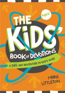 The Kid's Book of Devotions REVIEW