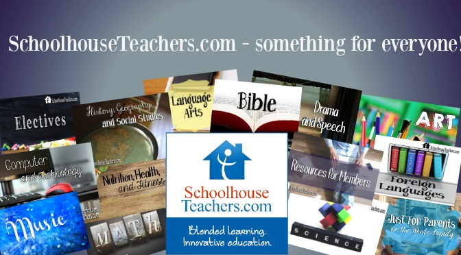 SchoolhouseTeachers.com {Review}
