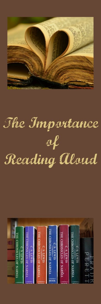 Reading aloud to your children is arguably the most important thing you can do to for them. Why is it so beneficial?