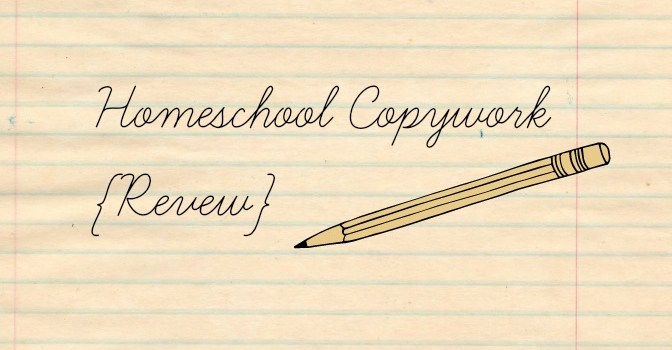 Homeschool Copywork - a great resource for copywork, notebooking pages, colouring pages and artists study.