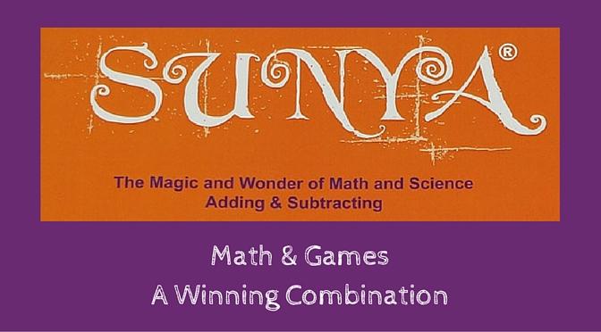 Math & Games – a Winning Combination {A Sunya Review}