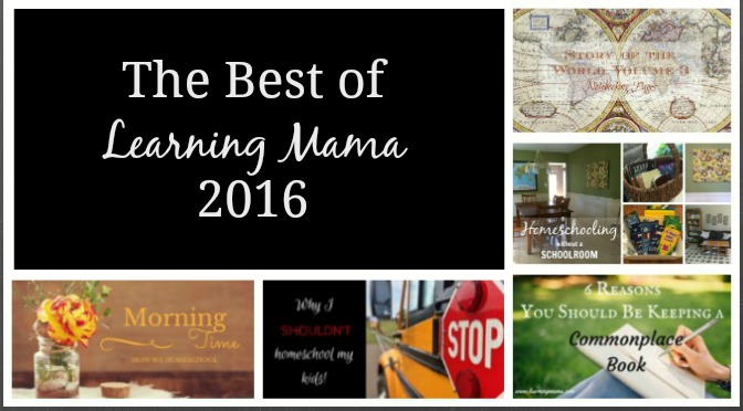Learning Mama's Top Posts of 2016