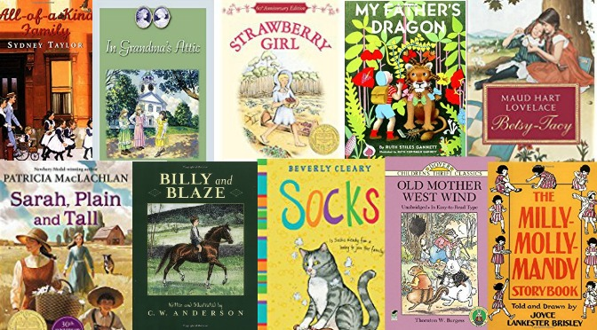 10 Excellent Early Chapter Books for Newly Independent Readers