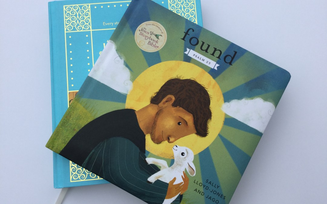 Found: Psalm 23 by Sally Lloyd Jones {Book Review}