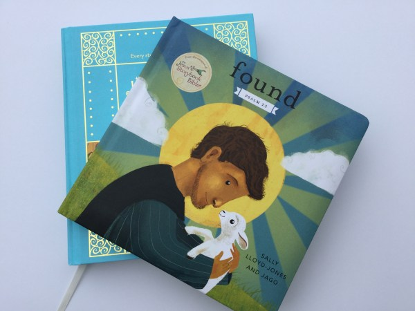 Found: Psalm 23 by Sally Lloyd Jones, illustrated by Jago {Book Review}