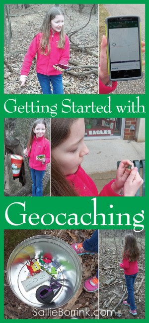Things to do outside with your kids this summer: go geocaching!