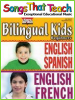 Homeschool Electives: Foreign Language with Sara Jordan's Bilingual Kids Series