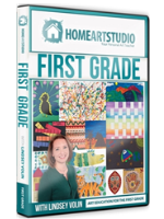 Homeschool Electives - Home Art Studio