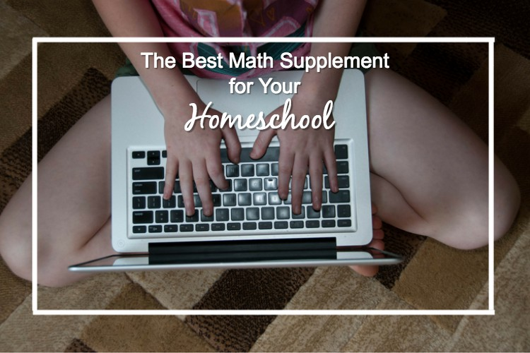 The Best Math Supplement for Your Homeschool