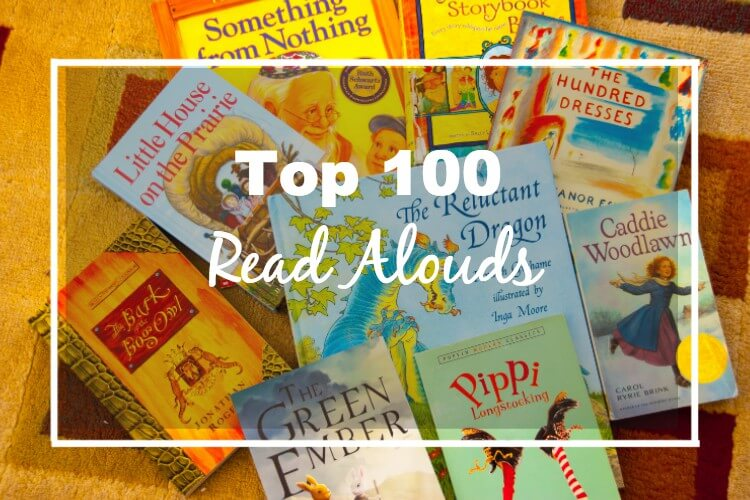 100 Books You Should Read Aloud with Your Children