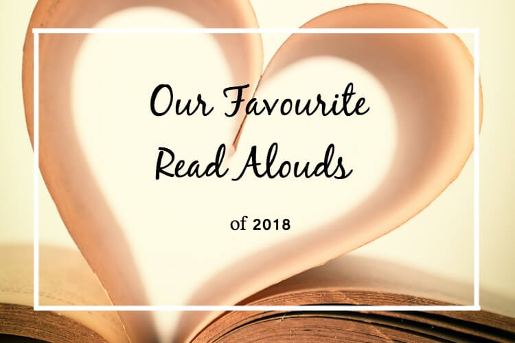 Favourite Read Alouds of 2018