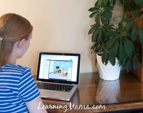 Review of Voyage life skills, college prep, financial literacy course for teens