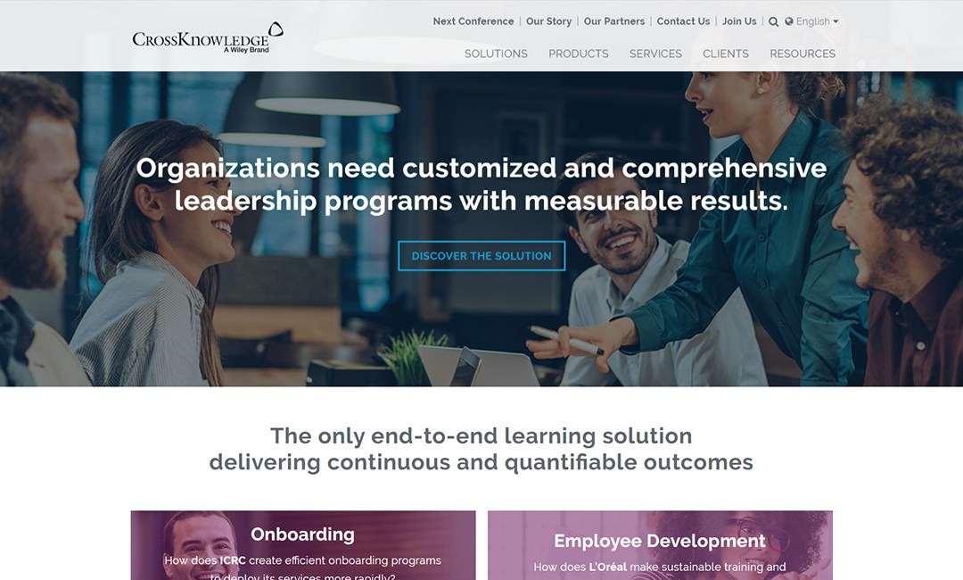 CrossKnowledge Learning Suite