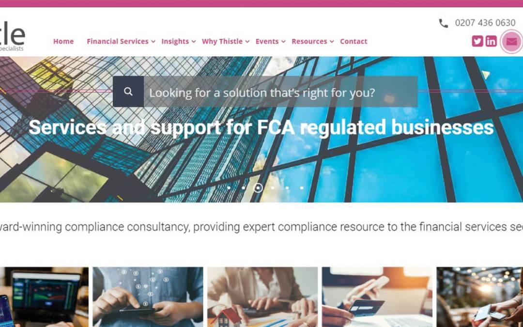 Thistle Initiatives FCA Compliance Platform