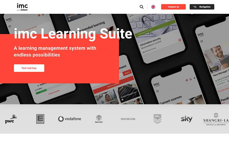 imc learning management system