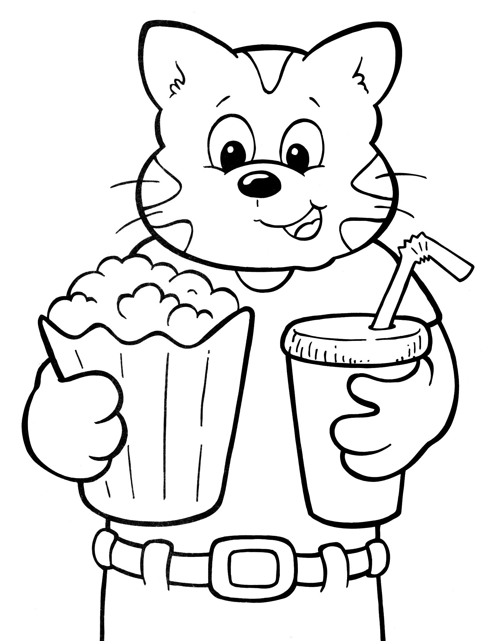 Crayola Coloring Pages For Kids Learning Printable
