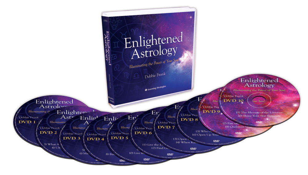 Debbie Frank – Enlightened Astrology Course